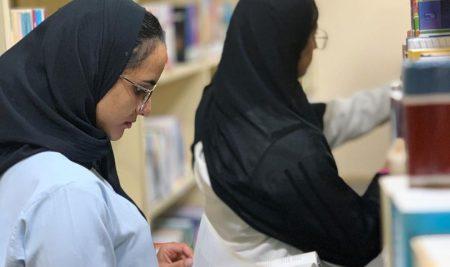 جامعة الفجيرة تستقبل طالبات مدرسة مضب للتعليم الثانوي