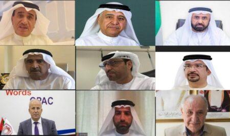 سعيد الرقباني يترأس اجتماع مجلس امناء جامعة الفجيرة